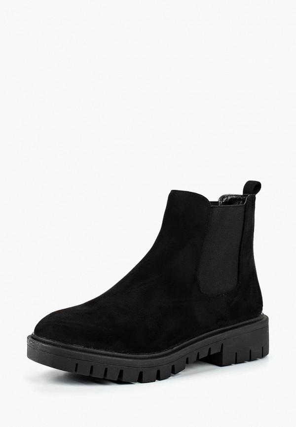 Купить Ботинки LOST INK, JETT CLEAT CHELSEA BOOT, LO019AWCTBU2, черный, Осень-зима 2018/2019