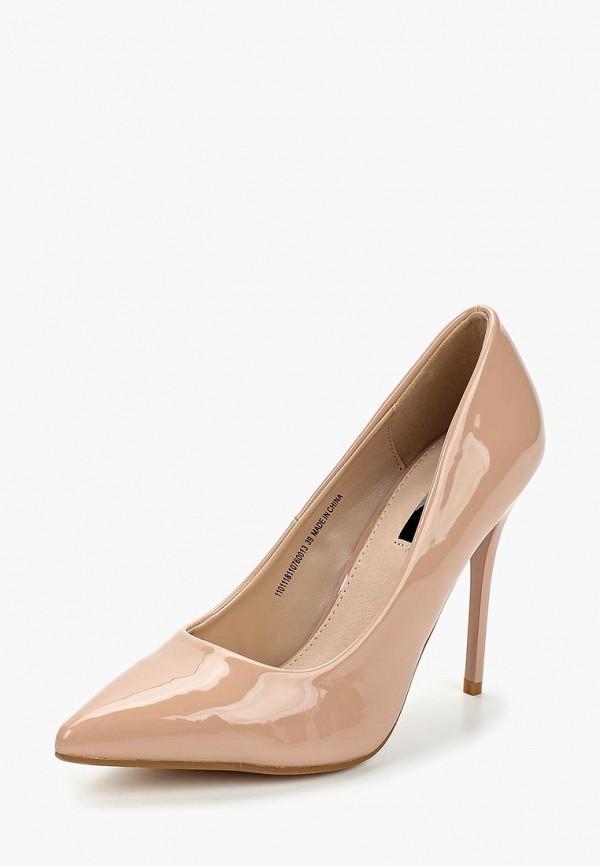 женские туфли lost ink, бежевые