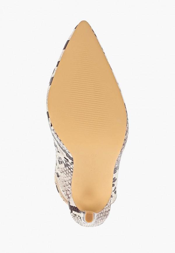 Фото 5 - женские туфли LOST INK бежевого цвета