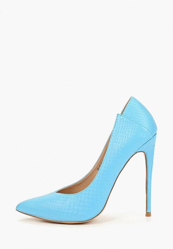 женские туфли lost ink, голубые