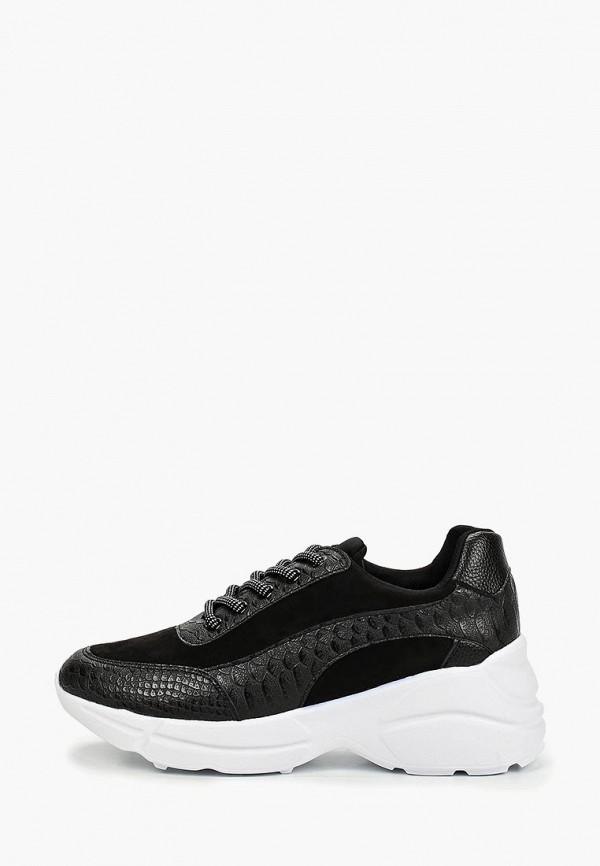 женские кроссовки lost ink, черные