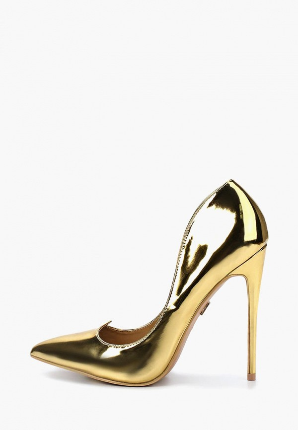 женские туфли lost ink, золотые