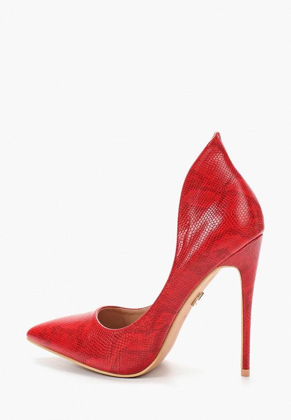 женские туфли lost ink, красные
