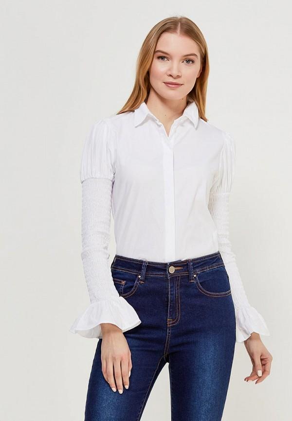женская блузка lost ink, белая