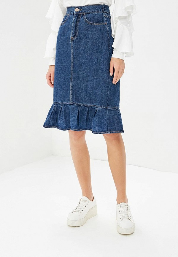Прямые юбки LOST INK