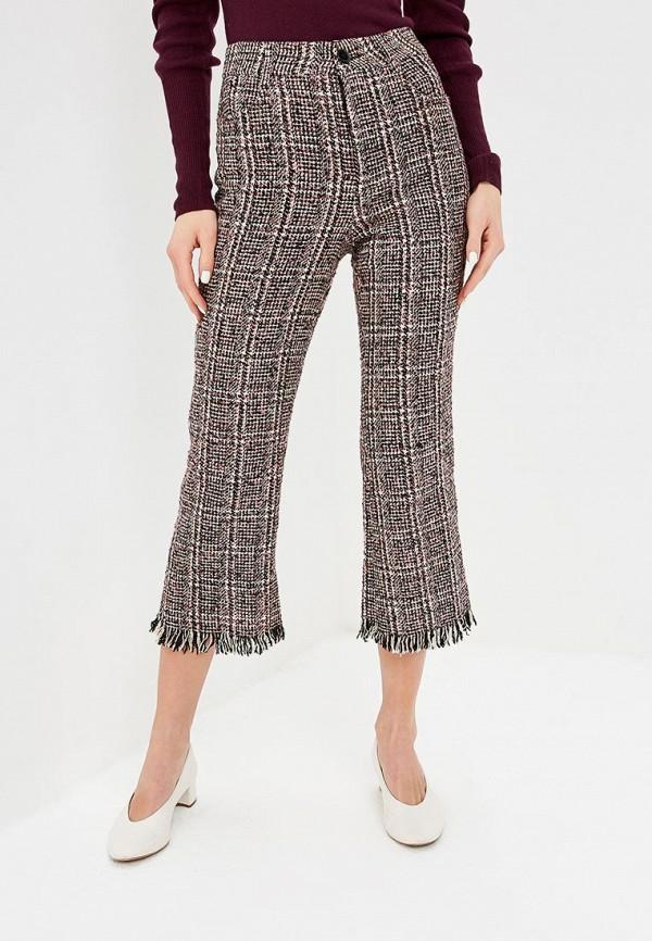 женские повседневные брюки lost ink, разноцветные