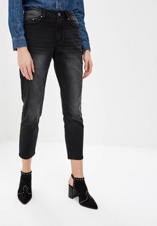женские джинсы lost ink, черные