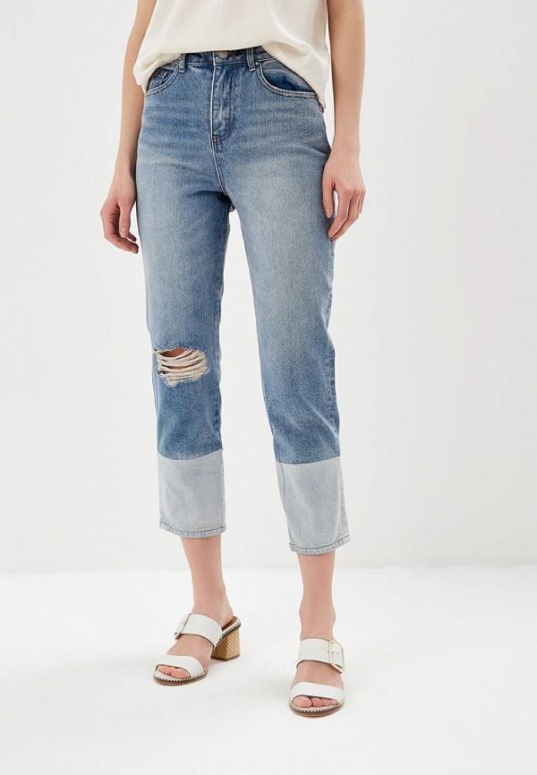 женские джинсы lost ink, синие