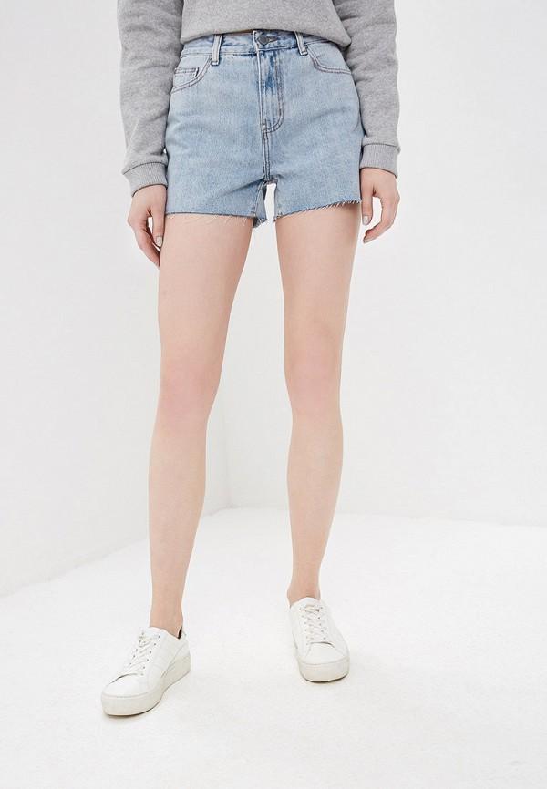 Шорты джинсовые LOST INK LOST INK LO019EWFDHK5 цена 2017