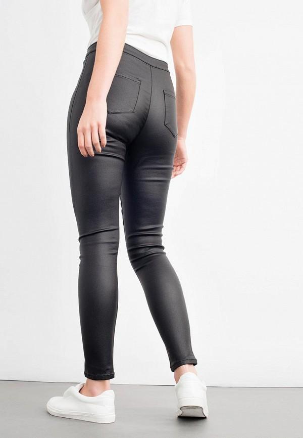 Фото 3 - женские брюки LOST INK черного цвета