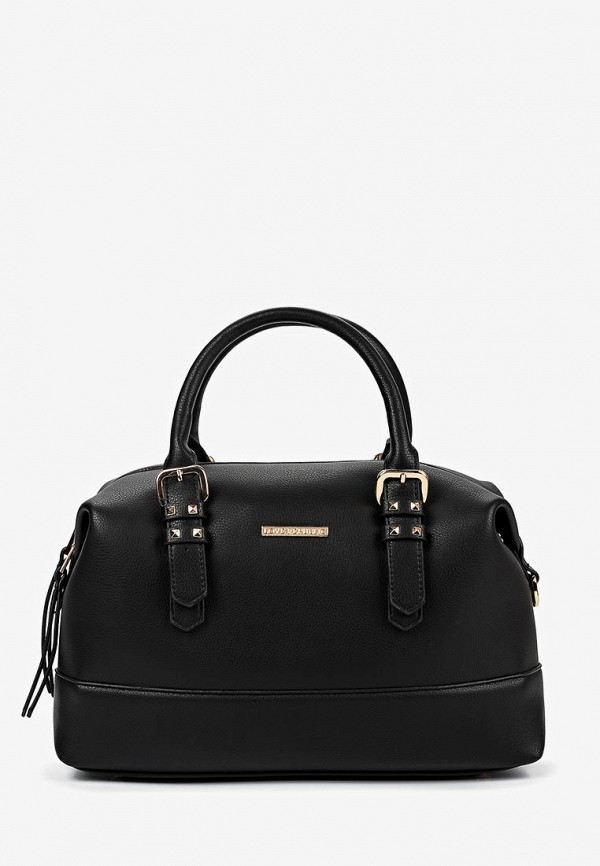 женская сумка love republic, черная