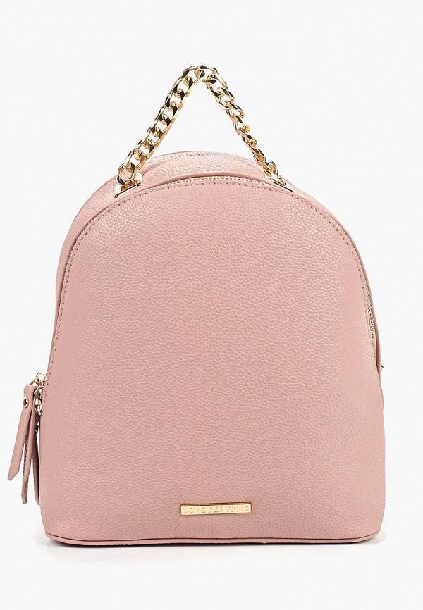 женский рюкзак love republic, розовый