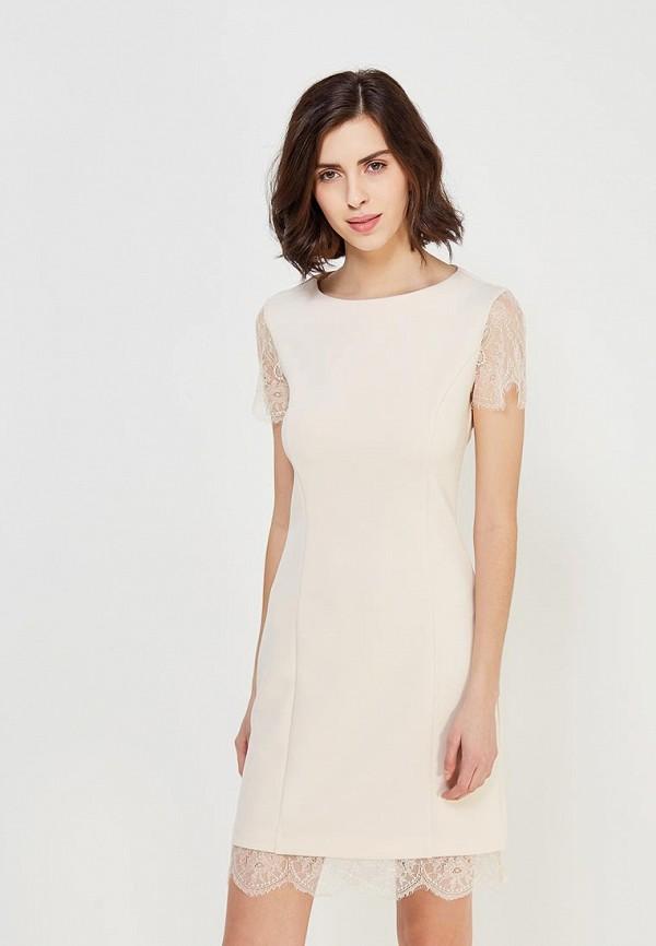 Купить Платье Love Republic, lo022ewachh4, бежевый, Весна-лето 2018