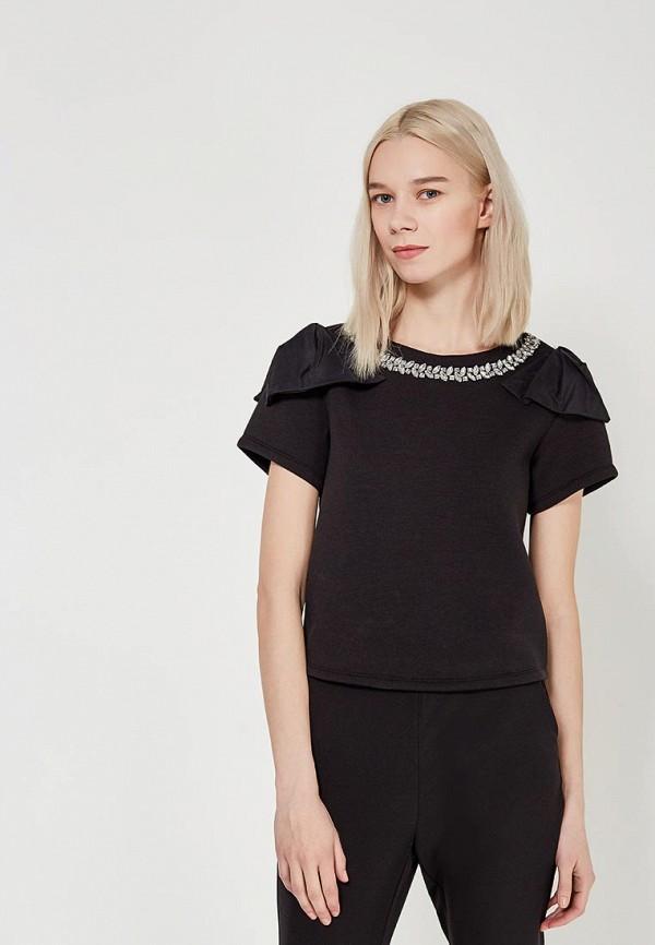 Купить Блуза Love Republic, LO022EWACHJ2, черный, Весна-лето 2018