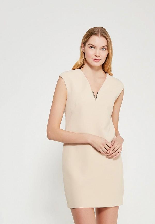 Купить Платье Love Republic, lo022ewachj6, бежевый, Весна-лето 2018