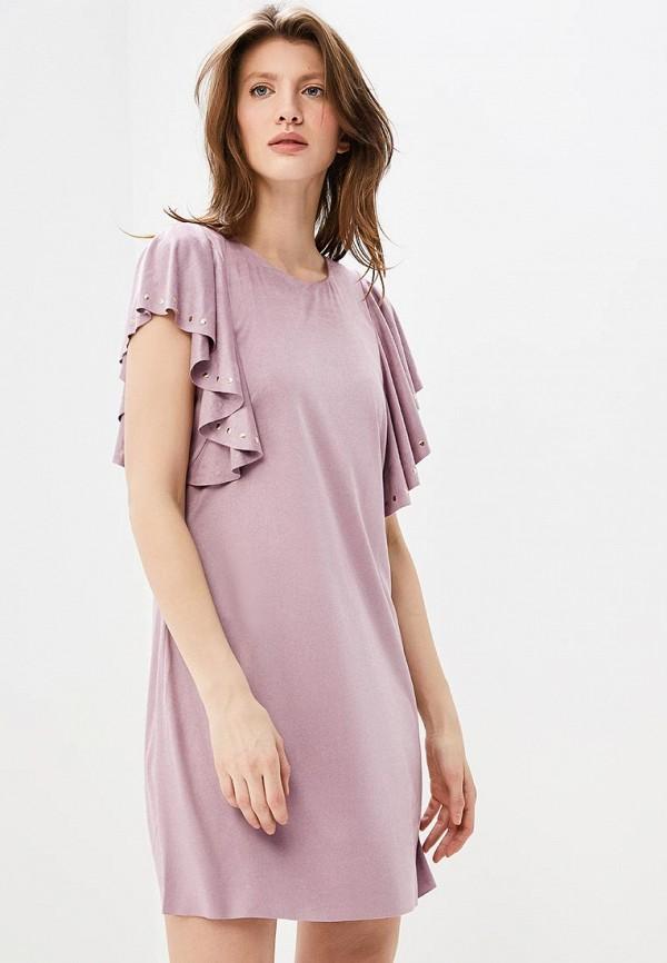 Купить Платье Love Republic, lo022ewachl8, фиолетовый, Весна-лето 2018