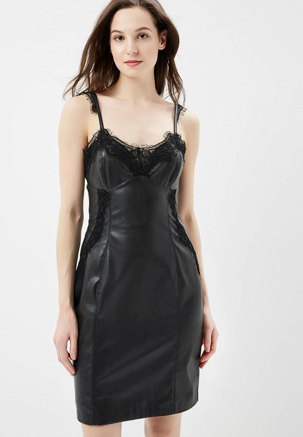 Платье Love Republic, LO022EWACHN2, черный, Весна-лето 2018  - купить со скидкой