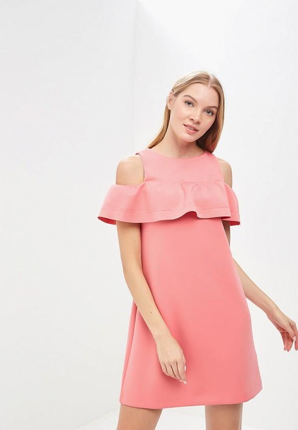 Купить Платье Love Republic, LO022EWBCFC2, розовый, Весна-лето 2018
