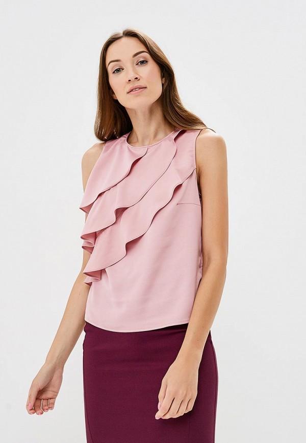 Купить Блуза Love Republic, lo022ewbvnv1, розовый, Осень-зима 2018/2019