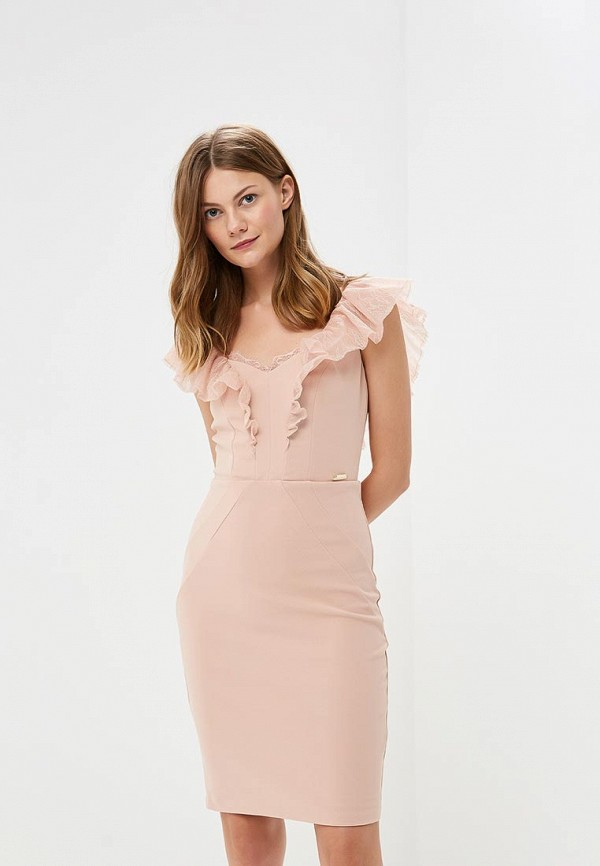 Фото - женское платье Love Republic розового цвета