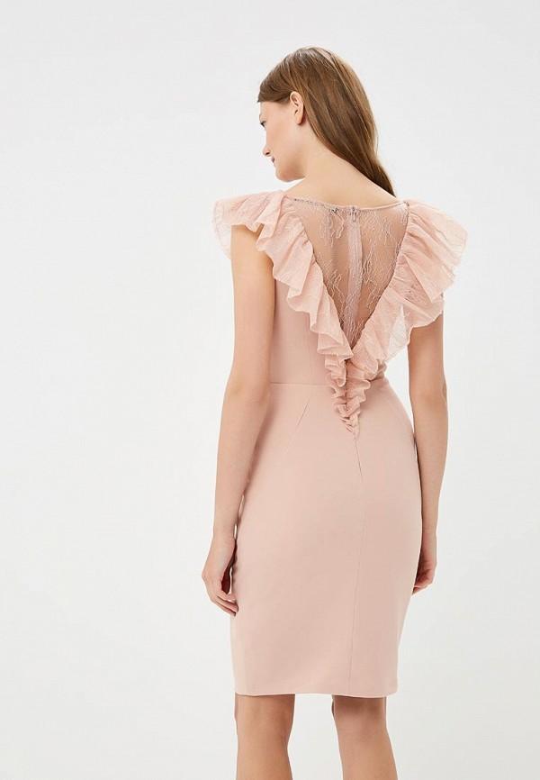 Фото 3 - женское платье Love Republic розового цвета