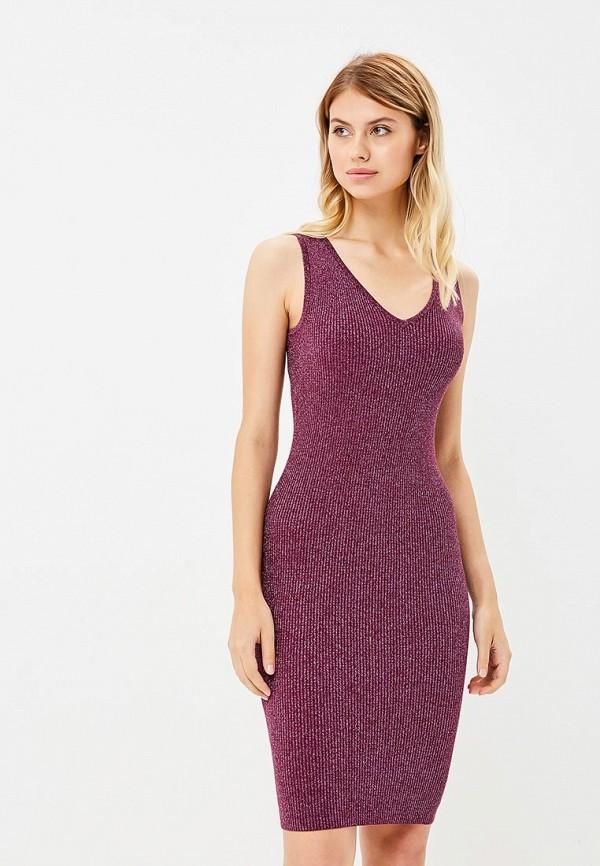 Купить Платье Love Republic, LO022EWBVOB3, фиолетовый, Осень-зима 2018/2019