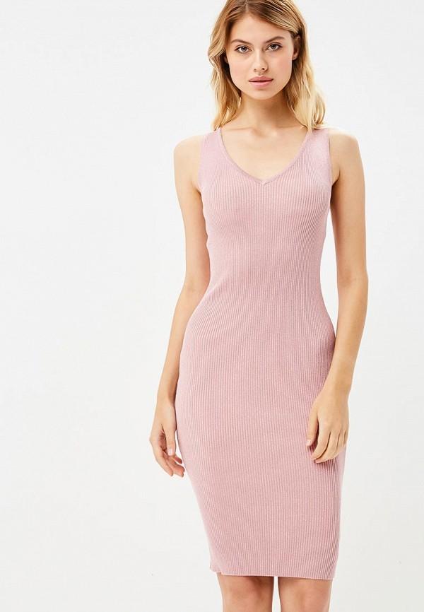 Купить Платье Love Republic, LO022EWBVOB4, розовый, Осень-зима 2018/2019