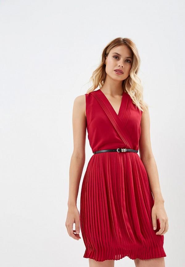 Купить Платье Love Republic, LO022EWBVOF9, розовый, Осень-зима 2018/2019