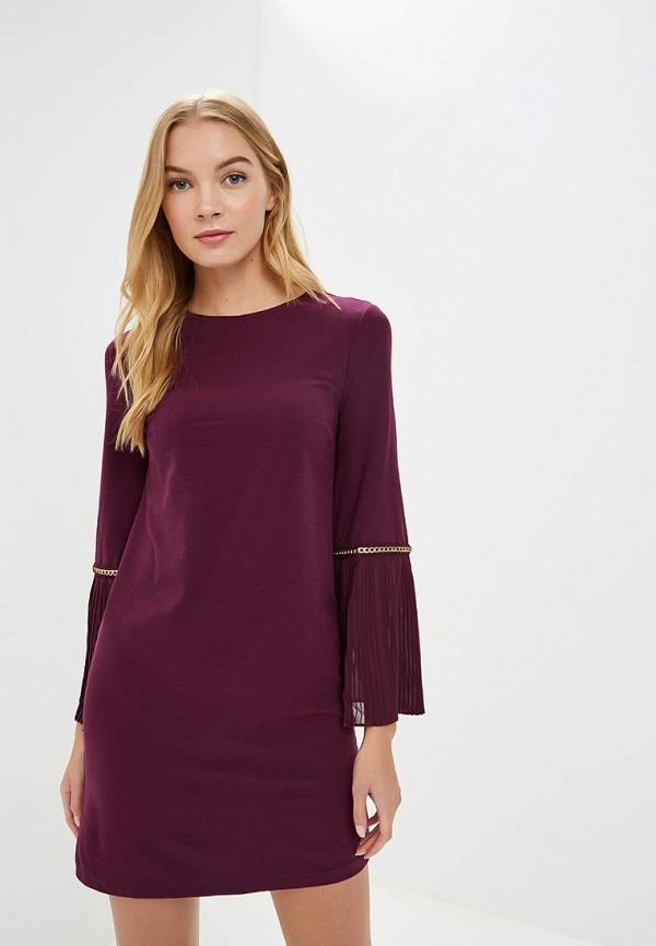 Купить Платье Love Republic, lo022ewbvoj6, фиолетовый, Осень-зима 2018/2019