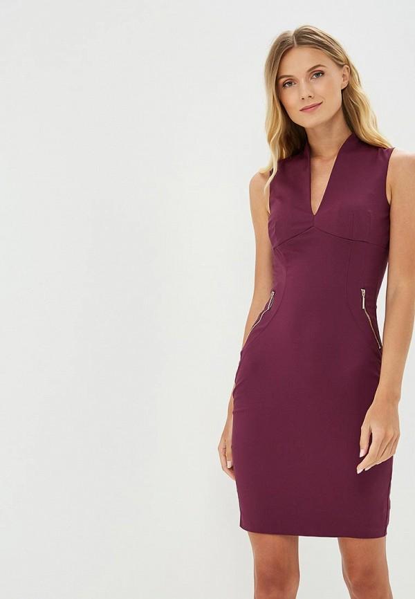 Купить Платье Love Republic, lo022ewbvol8, фиолетовый, Осень-зима 2018/2019