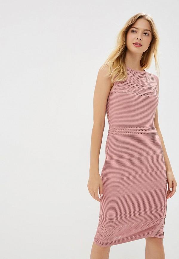 Купить Платье Love Republic, LO022EWBVPD2, розовый, Осень-зима 2018/2019