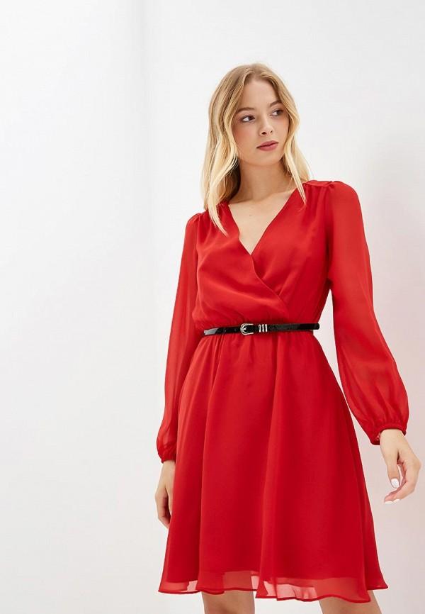 Купить Платье Love Republic, LO022EWBVPG2, красный, Осень-зима 2018/2019