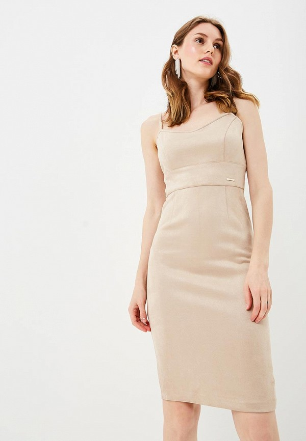 Платье Love Republic Love Republic LO022EWCEUL4 платье love republic цвет светло бежевый 8254150543 61 размер 46
