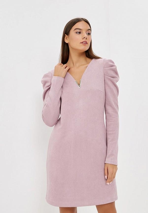 Купить Платье Love Republic, lo022ewctsj8, розовый, Осень-зима 2018/2019
