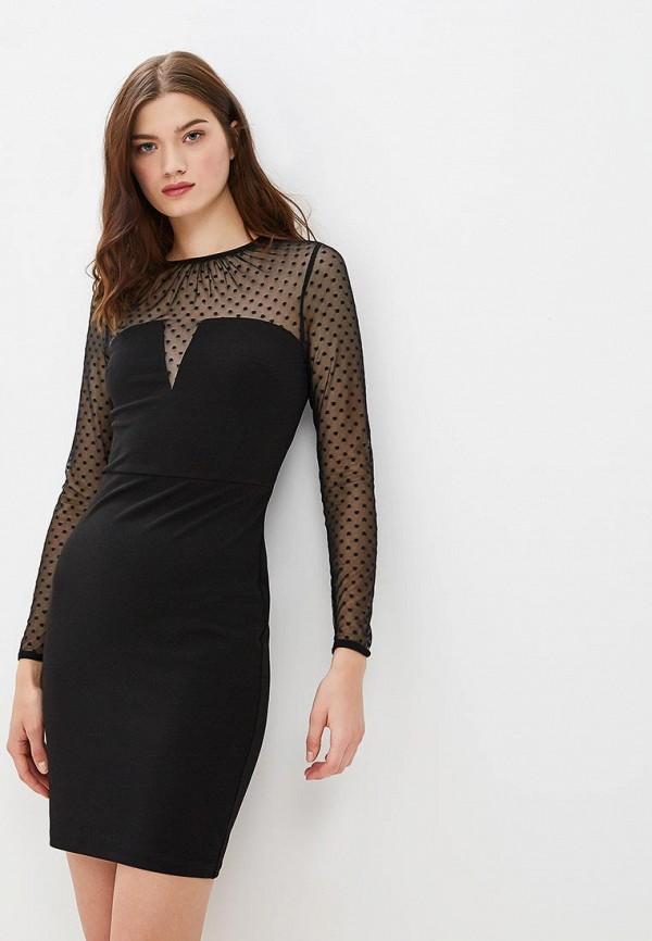 Купить Платье Love Republic, lo022ewctwd7, черный, Осень-зима 2018/2019