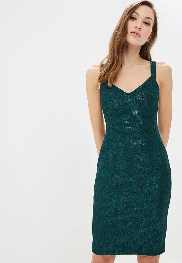 Купить Платье Love Republic, lo022ewctxs2, зеленый, Осень-зима 2018/2019