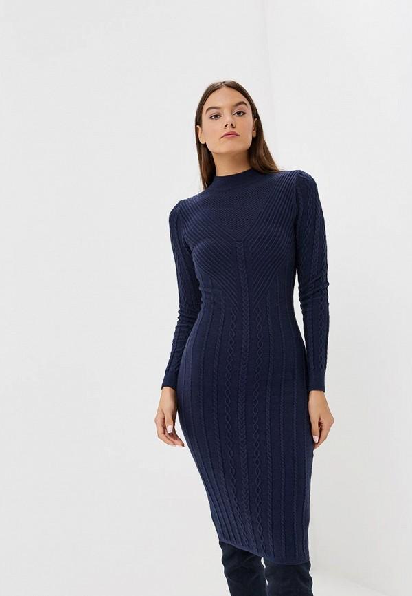 Купить Платье Love Republic, lo022ewctxv2, синий, Осень-зима 2018/2019
