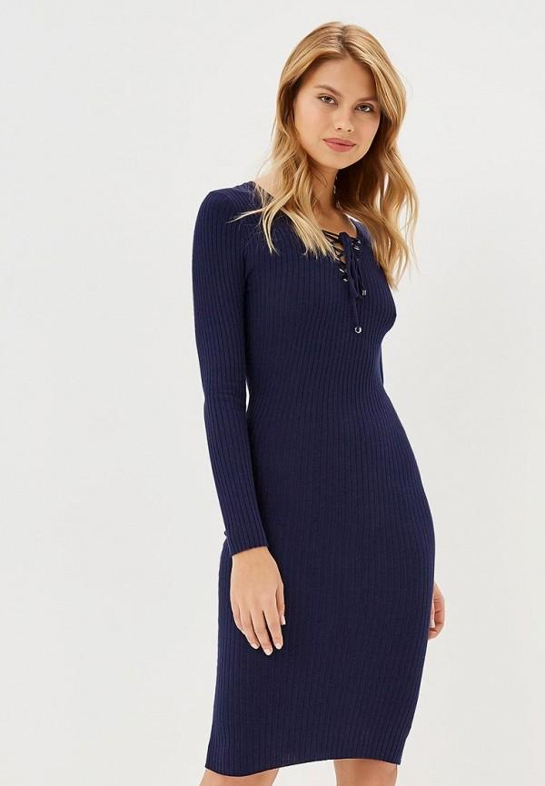Купить Платье Love Republic, lo022ewctxw1, синий, Осень-зима 2018/2019