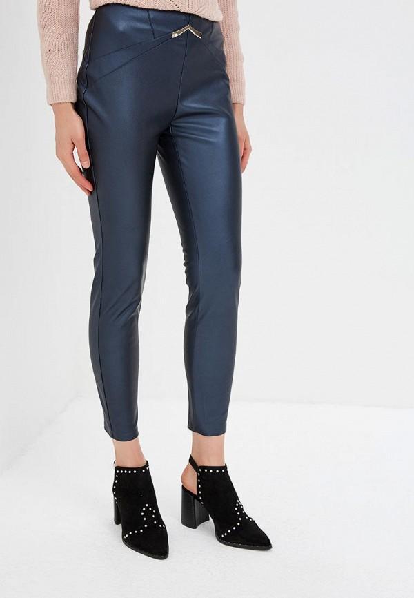 женские брюки love republic, синие