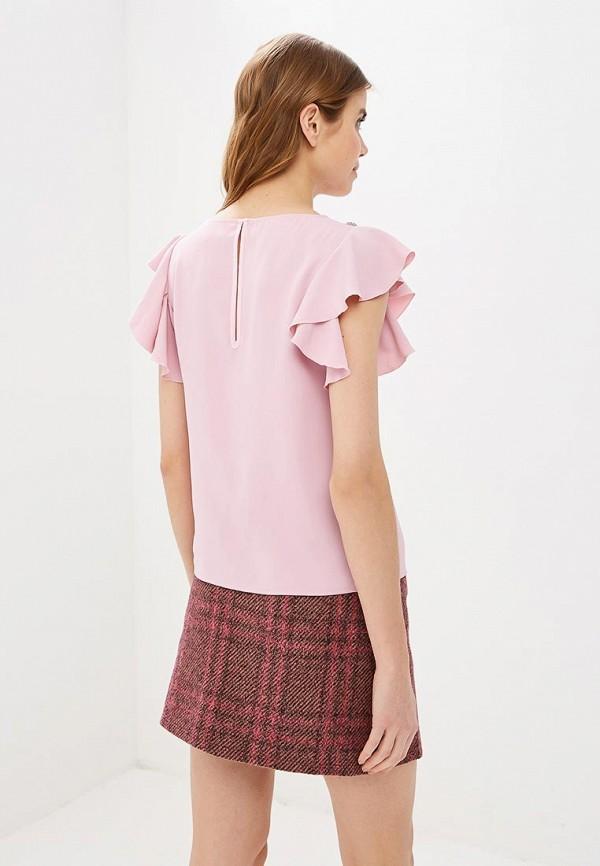 Фото 3 - женскую блузку Love Republic розового цвета