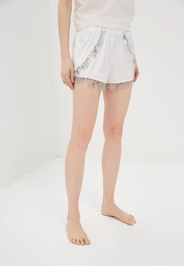 женские шорты love republic, белые