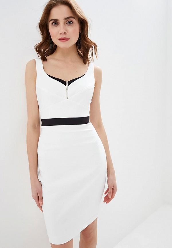 женское вечерние платье love republic, белое