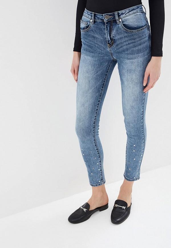 женские джинсы love republic, синие