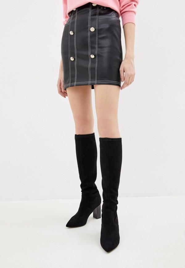 женская юбка love republic, черная