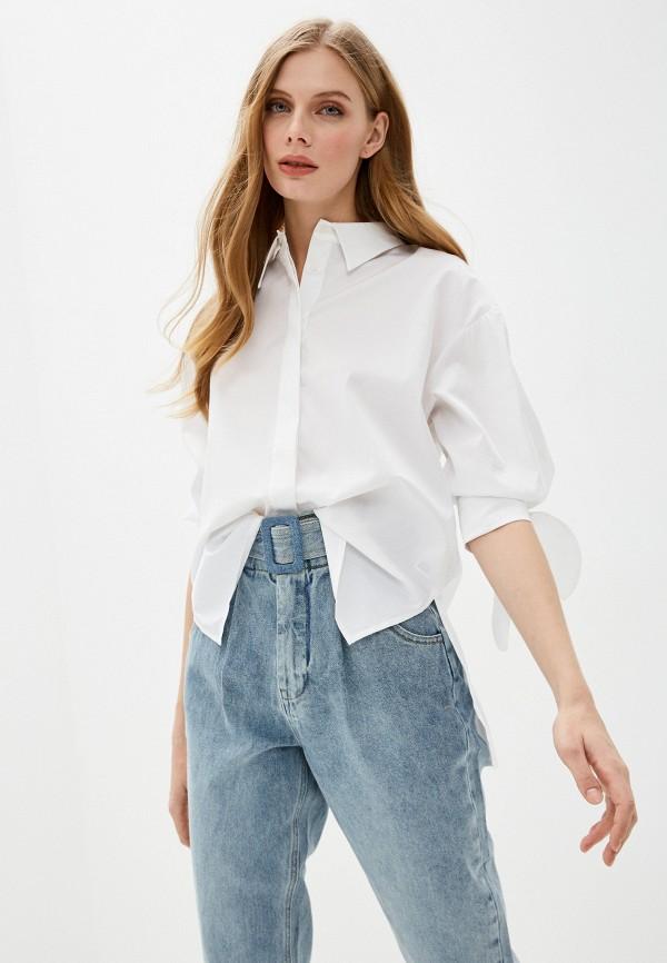 женская блузка love republic, белая
