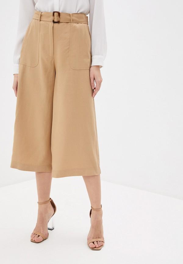 женские брюки love republic, бежевые