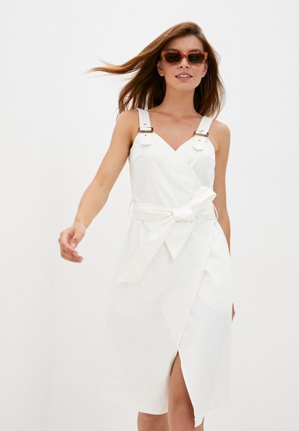 женское платье love republic, белое
