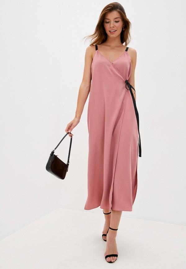 женское платье love republic, розовое