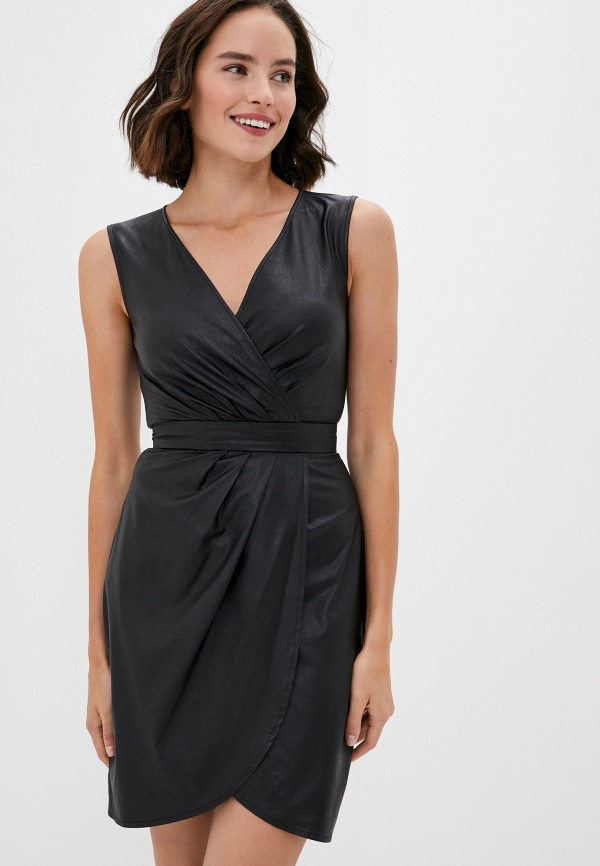 женское платье love republic, черное
