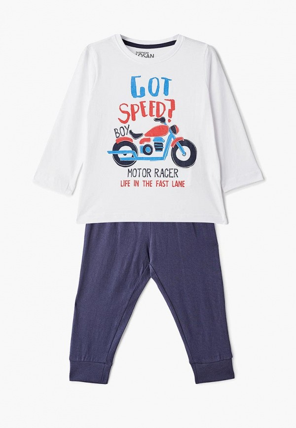 Пижама Losan Losan LO025EBERIZ6 пижама losan losan lo025ebwmp03